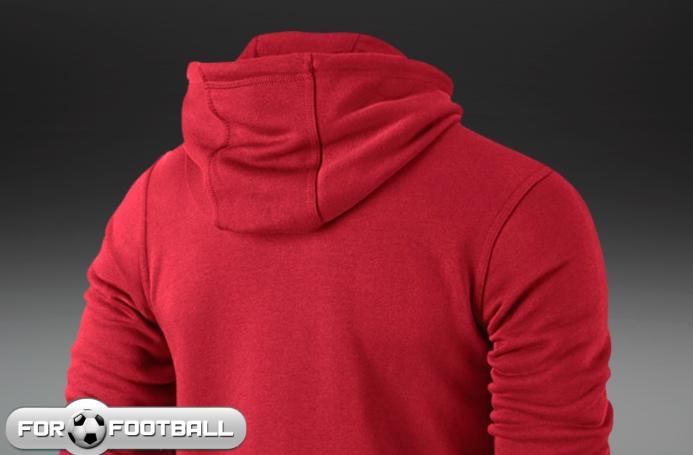 e787b87b Forfootball - Толстовка - Nike Team Club Hoodie (флисовая) 658498-657