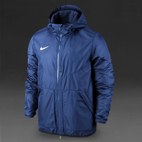 e0dcadb0 Forfootball - Утепленная куртка - Nike Team Fall Jacket 645905-451 (2016) ( детская)