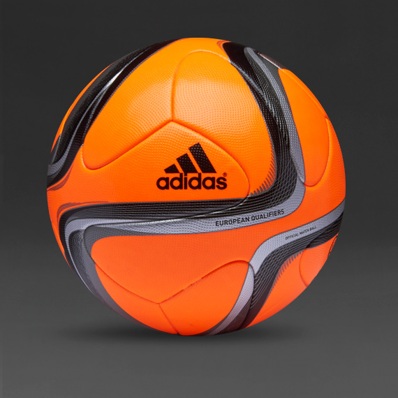 Мяч Adidas European Qualifiers 2015 M66125. Профессиональный футбольный ... 4dd3b429c6730