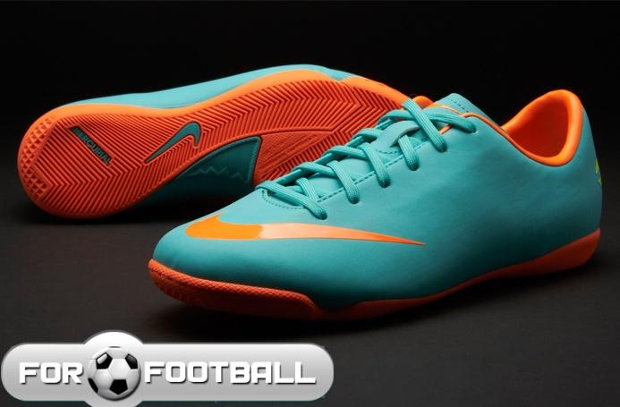 36467f49 Forfootball - Футбольная обувь для зала - Nike Mercurial Victory III ...