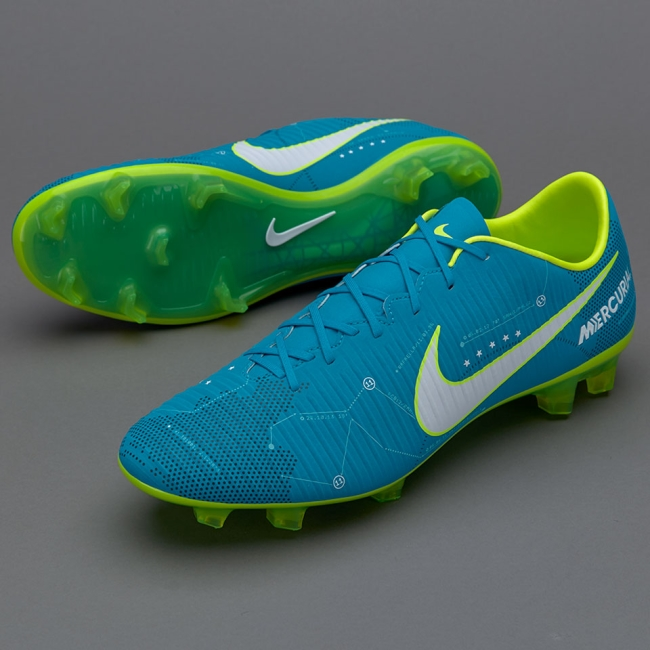 Bisagra enchufe Incentivo  Forfootball - Фут. бутсы - Nike Mercurial Veloce III Neymar FG 921505-400 ( 2017)